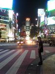 渋谷百景…信号を待つ間に