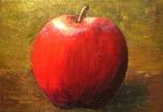 絵に描いた林檎はかくも丸く