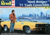 '71クーダ ナッシュ・ブリッジス モデル
