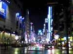 渋谷百景…コバルトに暮れる夜